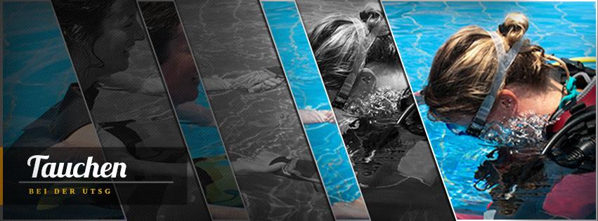 Tauchen und Scuba-Diving News aus der UTSG Tauchen-Abteilung