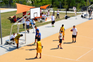 Streetballturnier in Usingen
