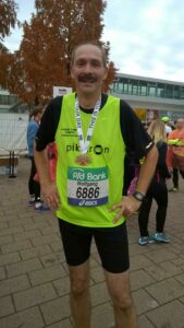 Usinger TSG - Frankfurt Marathon