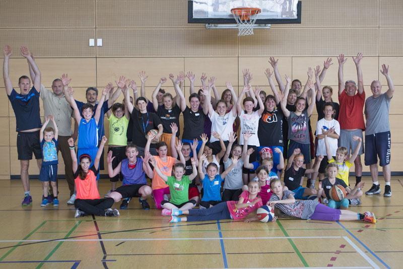Sommerfest der Basketballabteilung 2016
