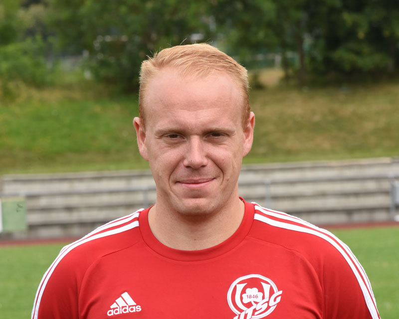 Tim Tilger - Usinger TSG