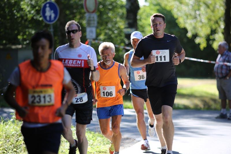 27. Usinger Laurentiuslauf wieder ein voller Erfolg