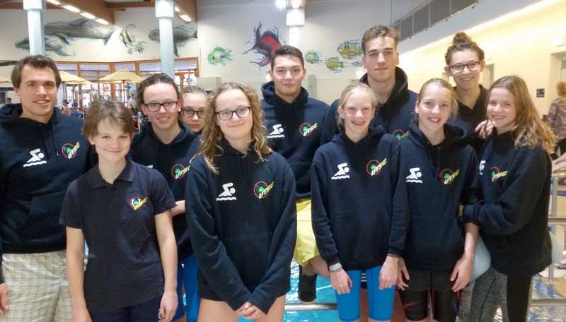Jahresbericht der Schwimmer 2016
