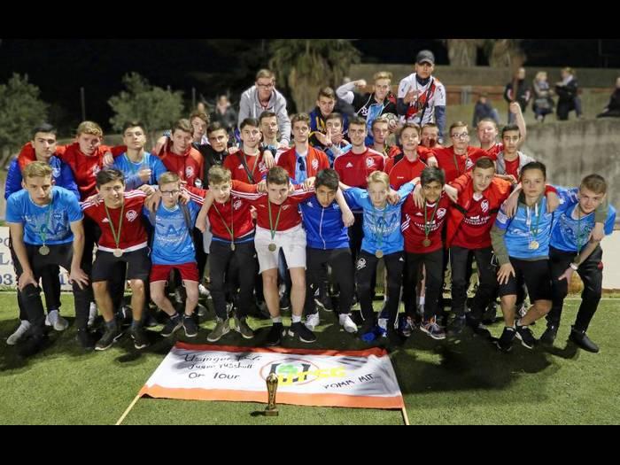 """UTSG-Nachwuchs sammelt beim """"Trofeo Mediterraneo"""" Erfahrungen"""