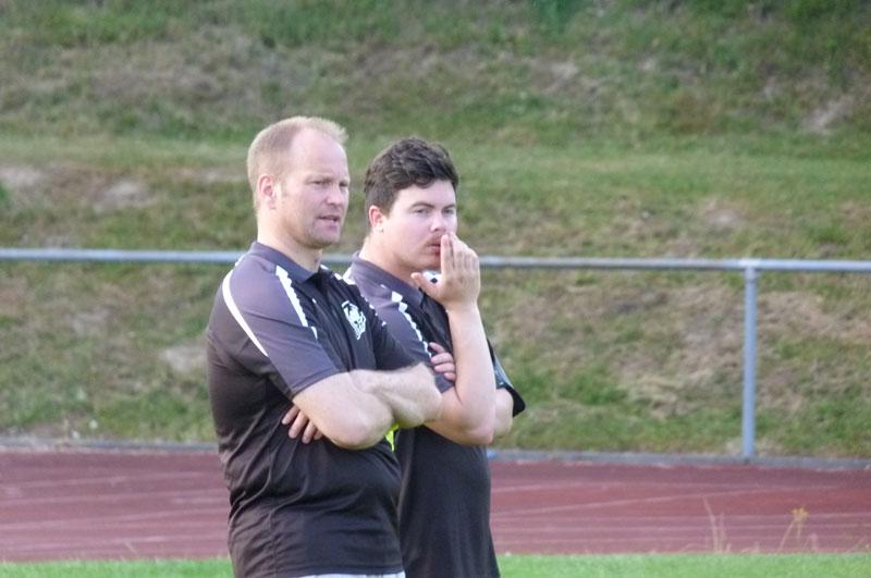 Trainingsauftakt der Fußballer