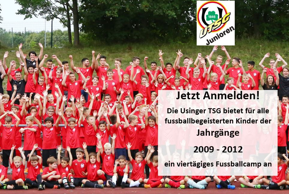 4-tägiges Fußball-Camp in den Osterferien 2020